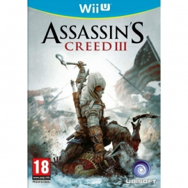 Игра для Nintendo WII U Assassin's Creed 3 (русская версия)