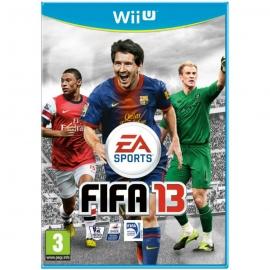 Игра для Nintendo WII U FIFA 13