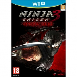 Игра для Nintendo WII U Ninja Gaiden 3: Razor's Edge