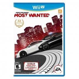 Игра для Nintendo WII U Need for Speed: Most Wanted