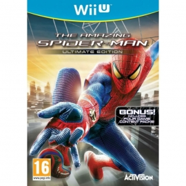 Игра для Nintendo WII U The Amazing Spider-Man (Ultimate Edition)