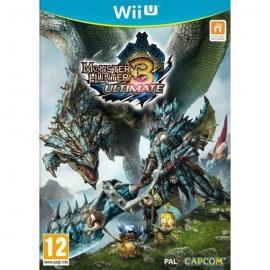 Игра для Nintendo WII U Monster Hunter 3 Ultimate