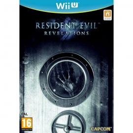 Игра для Nintendo WII U Resident Evil: Revelations