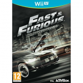 Игра для Nintendo WII U Fast & Furious: Showdown
