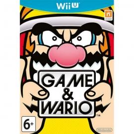 Игра для Nintendo WII U Game & Wario