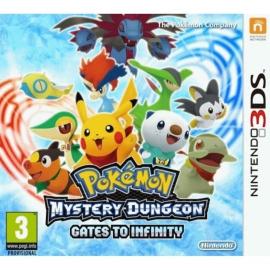 Игра для Nintendo 3DS Pokemon Mystery Dungeon: Gates to Infinity