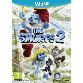 Игра для Nintendo WII U The Smurfs 2