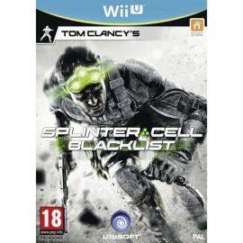 Игра для Nintendo WII U Tom Clancy's Splinter Cell: Blacklist