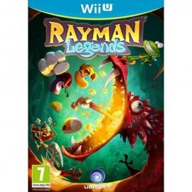 Игра для Nintendo WII U Rayman Legends