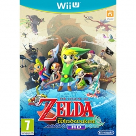 Игра для Nintendo WII U The Legend of Zelda. The Wind Waker HD