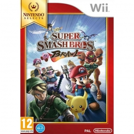 Игра для Nintendo WII Nintendo Selects. Super Smash Bros. Brawl