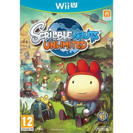 Игра для Nintendo WII U Scribblenauts Unlimited