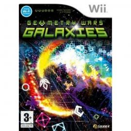 Игра для Nintendo WII Geometry Wars: Galaxies