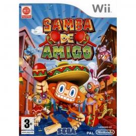 Игра для Nintendo WII Samba De Amigo