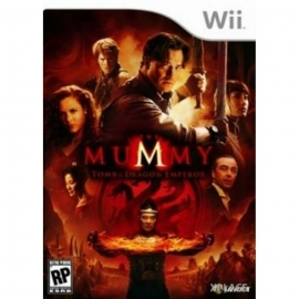 Игра для Nintendo WII The Mummy: Tomb of the Dragon Emperor