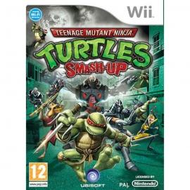 Игра для Nintendo WII Teenage Mutant Ninja Turtles. Smash Up
