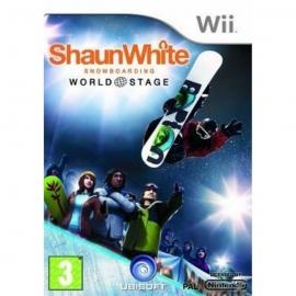 Игра для Nintendo WII Shaun White Snowboarding 2: World Stage