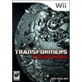 Игра для Nintendo WII Трансформеры: Падение Кибертрона