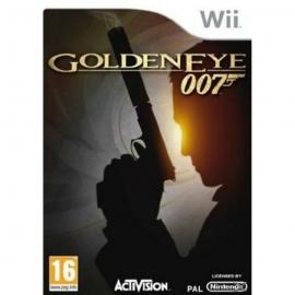 Игра для Nintendo WII GoldenEye 007