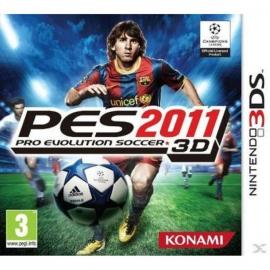 Игра для Nintendo DS Pro Evolution Soccer 2011 3D
