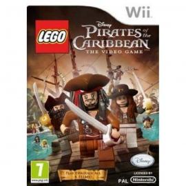 Игра для Nintendo WII  Lego - Pirates of the Caribbean