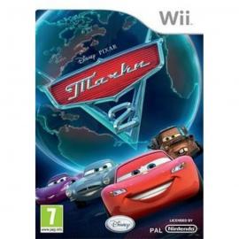 Игра для Nintendo WII Тачки 2