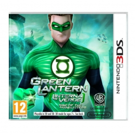 Игра для Nintendo 3DS Green Lantern: Rise of the Manhunters