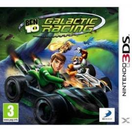 Игра для Nintendo 3DS BEN 10: Galactic Racing