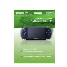 Защитная пленка для PSP Prolife 9817942