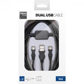 Кабель USB Bigben Interactive Dual USB Cable