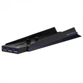 Набор аксессуаров A4t Vertical Stand'n'USB for PS4