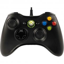 Геймпад проводной Microsoft Xbox 360 Controller (S9F-00002)