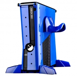 Корпус Calibur11 Base Vault Xbox 360 Urban Blue