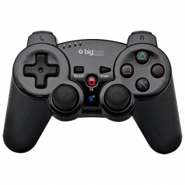 Геймпад беспроводной Bigben Interactive PS3 Bluetooth Metal Pad