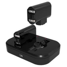 Зарядное устройство Bigben Interactive Dual Charger Xbox