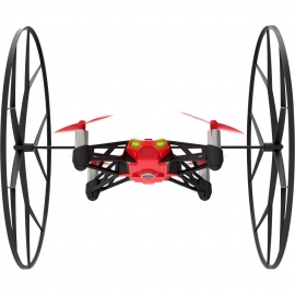 Радиоуправляемая модель Parrot Rolling Spider Red